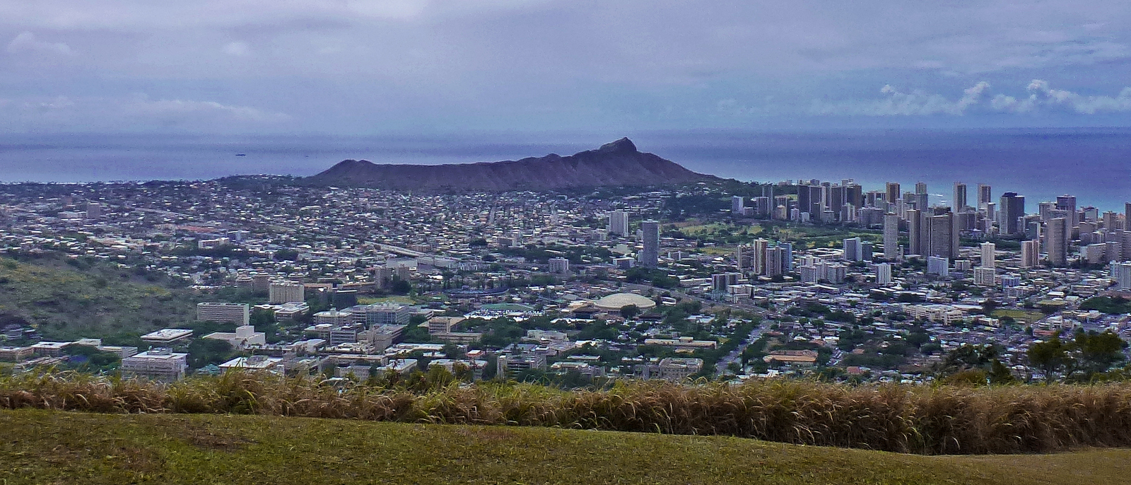 Honolulu View