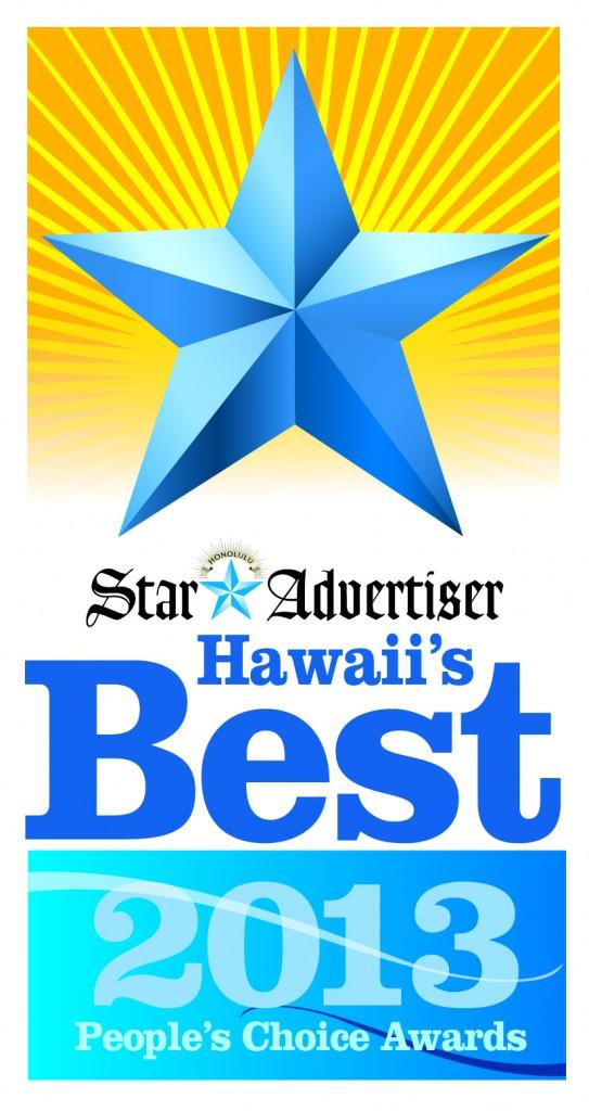 Hawaii's Best Award