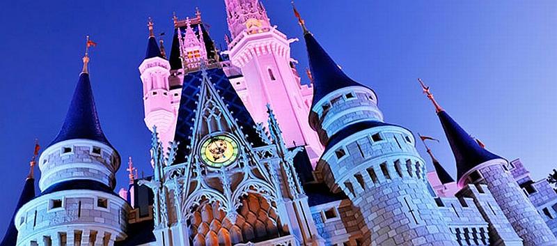 Magic Kingdom in Walt Disney World