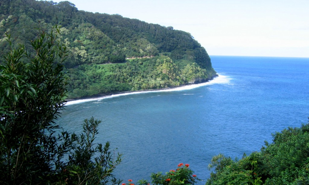 Hana Highway Coastline