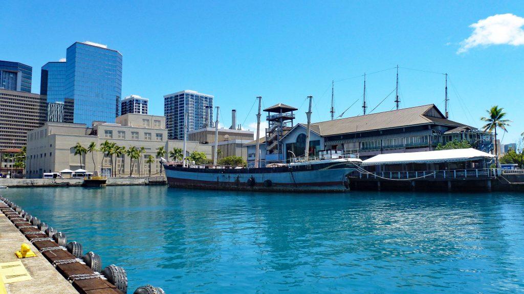 Hawaii Maritime Center in Honolulu