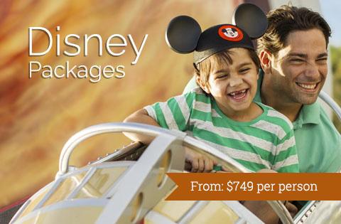 Panda Travel Disney Packages